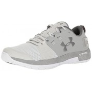 Under Armour Men's UA Commit TR Glacier Grey, Grey Wolf and Rhino Grey Multisport Training Shoes - 11 UK/India (46 EU)