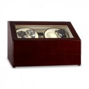 Klarstein Watchwinder remontoir 10 montres coffret boite à montres
