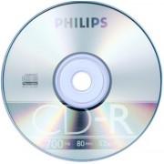 CD-R Philips 52x 700MB Blank