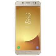 "Telefon Mobil Samsung Galaxy J5 (2017), Procesor Octa-Core 1.6GHz, Super AMOLED Capacitive touchscreen 5.2"", 2GB RAM, 16GB Flash, 13MP, Wi-Fi, 4G, Dual Sim, Android (Auriu)"