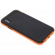 Oranje TPU Protect Case voor de iPhone X