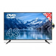 Cello C4320F 43 inch Full HD LED TV With DVD Player and Freeview T2 HD new 2020 model