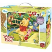 Puzzle de podea 24 piese Winnie the Pooh