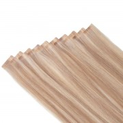 Rapunzel® Extensions Naturali NUOVO! Rapunzel Sleek Tape Extension M7.1/10.8 Natural Ash Blonde Mix 45 cm
