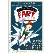 Who Cut the Cheese?, Paperback