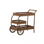 Sika-Design Drinkvagn james trolley chestnut, sika-design