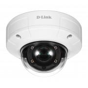 D-Link Telecamera di Sicurezza IP Esterno 3mpx Vandal-Proof Smart ir 20mt 3D Noise Reduction
