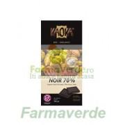Ciocolata Neagra 70% Kaoka BIO 100 gr MDS