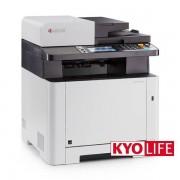 Kyocera Ecosys M5526cdw mit KyoLife 3