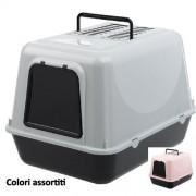 Ferplast Box Toilette Per Gatti Prima Colori Assortiti