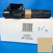 Zsák 575x1000mm/35my LDPE fekete