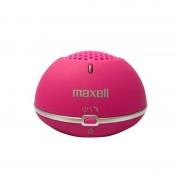 Colunas de Som Bluetooth Portátil MXSP-BT01 Rosa