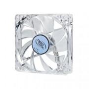 Вентилатор 120mm, DeepCool LED Xfan white 120 L/W, 1300rpm