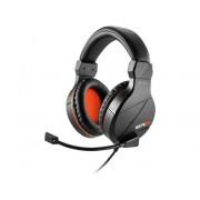 Sharkoon Auriculares Gaming SHARKOON Rush Er3 Microfono Negro