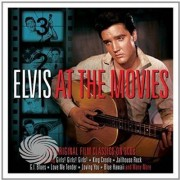 Video Delta Presley,Elvis - At The Movies - CD