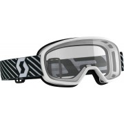 Scott Buzz Kids Motocross Goggles White One Size