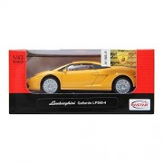 Rastar 1:43 Lamborghini Gallardo Lp560 4 Yellow Rs34600 Die Cast Cars New In Box