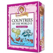 Educational Trivia Card Game - Professor Noggins Countries of the World II