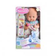 NENUCO Lutka s bočicom za hranjenje 700012691