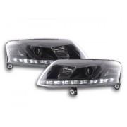 FK-Automotive faro luci di marcia diurna Daylight Audi A6 tipo 4F anno di costr. 04-08 nero
