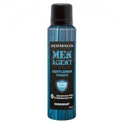 Dermacol Men Agent Gentleman Touch deospray 150 ml