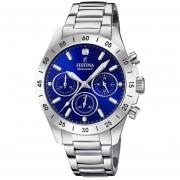 Reloj F20397/2 Plateado Festina Mujer Boyfriend Collection Festina