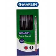 Marlin Pure Point Transparent 50's Red, Retail
