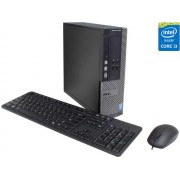 Computador Dell Desktop Optiplex 3020 SFF processador Intel Core i3-4160 3.6GHz, memória 4GB RAM, 500GB HD, DVD, Win 8.1 Pro 64 bits