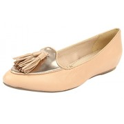Clarks Women's Coral Creek Natural Ballet Flats - 7 UK