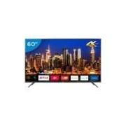 Smart TV 4K LED 60 Philco PTV60F90DSWN Wi-Fi - Conversor Digital 3 HDMI 2 USB