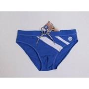 Sergio Tacchini Классические мужские плавки слипы синего цвета с принтом Sergio Tacchini 15536_7 васильковый (bluette)