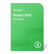 Microsoft Project 2013 Standard (AAA-02067) elektroniczny certyfikat