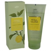 4711 Acqua Colonia Lemon & Ginger For Women By Maurer & Wirtz Shower Gel 6.8 Oz