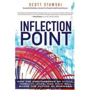Inflection Point: How the Convergence of Cloud, Mobility, Apps, and Data Will Shape the Future of Business, Paperback/Scott Stawski