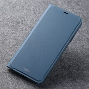 X-LEVEL PU Leather Wallet Phone Case Cover for Apple iPhone 11 6.1 inch - Blue