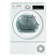 Hoover HLXC8DG 8kg Condenser Tumble Dryer - White