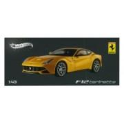 Ferrari F12 Berlinetta Yellow Elite Edition 1/43 by Hotwheels x5500