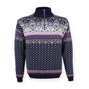 Kama Fashion&Function Kama trui met Noors motief blauw 471