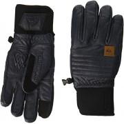 Quiksilver Men's TR Natural Gore-TEX TECH Snow Gloves, Dress Blues, S