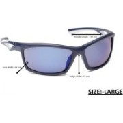 Fastrack Sports Sunglasses(Black)