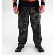 nadrág férfi Brandit - US Ranger Hose Woodland - 1006/10