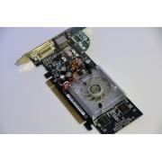 Placa Video Second Hand GeForce 7300 LE 256 MB 64 Bit DDR2