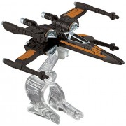 Hot Wheels Star Wars The Force Awakens X Wing Fighter Vehicle, Multi Color