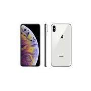 Iphone XS Max Prata, com Tela de 6,5, 4G, 512GB e Câmera de 12MP