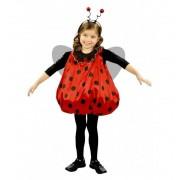 Disfraz Mariquita 3-4 - jugueterias