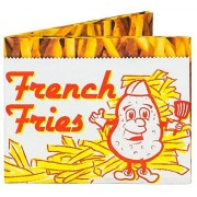 Dynomighty Design Mighty Wallet French Fries