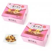 健美果実フルーツ&ナッツミックス50袋セット【QVC】40代・50代レディースファッション