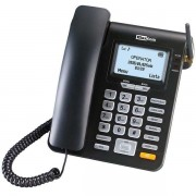 Telefon fix MaxCom Comfort MM28D, 2G (Negru)