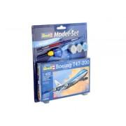 MODEL SET BOEING 747-200 (RV63999)