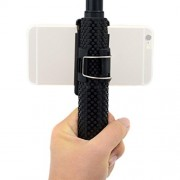 ELECTROPRIME® Universal Mobile Phone Clamp for Tripod/Monopod Stand Holder Selfie Stick